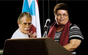 Milagros Rivera, Comité de Solidaridad con Cuba en Puerto Rico