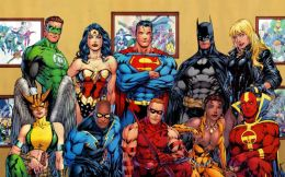 Superheroes de los comics