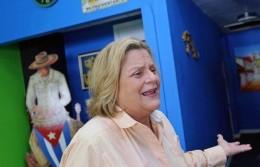 La congresista norteamericana Ileana Ros-Lehtinen