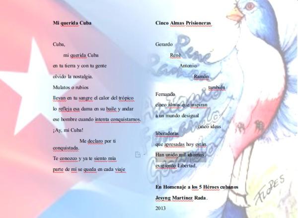 Poemas de Jesyng Martínez Rada (Venezuela)