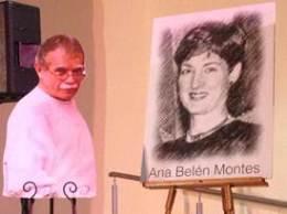 Oscar Lopez y Ana Belén Montes